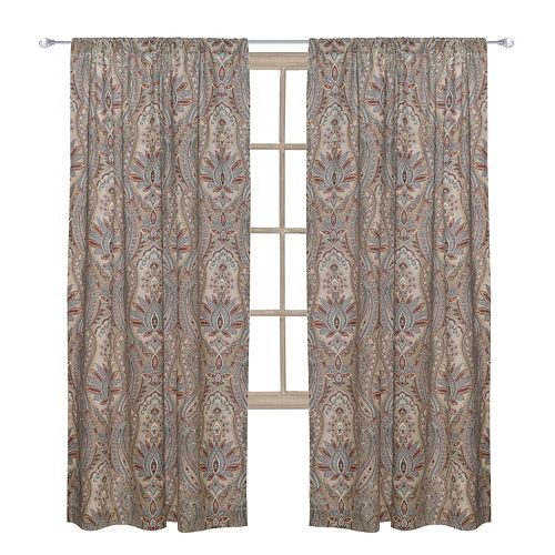 Levtex 1-Panel Kasey Window Curtain - 84'' x 55''