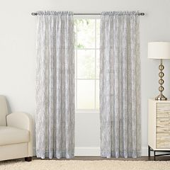 SONOMA Goods for Life™ Martina Crushed Voile Window Curtain