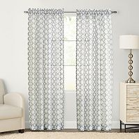 SONOMA Goods for Life™ Velasco Sheer Window Curtain