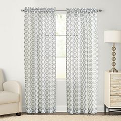 SONOMA Goods for Life™ 1-Panel Velasco Sheer Window Curtain