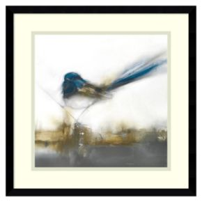 Amanti Art Little Blue II Framed Wall Art