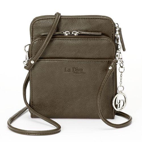 12cf33d8e279 La Diva Tall Crossbody Bag