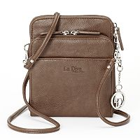 La Diva Tall Crossbody Bag