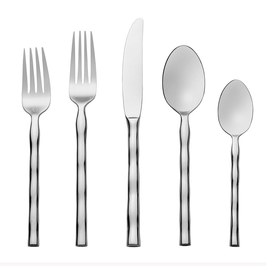 Food Network™ Saffron 45-pc. Flatware Set