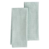 Food Network™ Basketweave Kitchen Towel 2-pk.