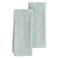 Food Network™ Basketweave Kitchen Towel 2-pack