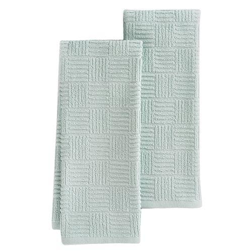 Food Network™ Basketweave Kitchen Towel 2-pack