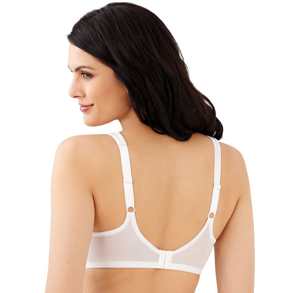 Bali Bra: Non-Foam Full-Coverage Minimizer Bra 6550