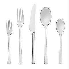 Food Network™ Fennel 45-pc. Flatware Set
