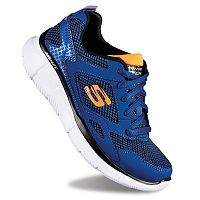 Skechers Equalizer Game Point Boys' Athletic Shoes