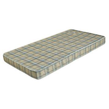 Bunk Bed / Dorm Mattress 5-inch CertiPUR-US Foam Mattress
