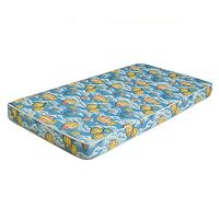 Bunk Bed / Dorm Bed 5-inch CertiPUR-US Foam Mattress