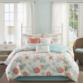 Madison Park Pacific Grove 7-piece Bed Set