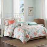 Madison Park Pacific Grove 6-piece Duvet Cover Set
