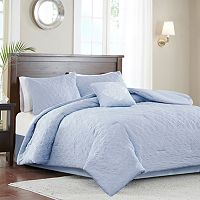 Madison Park Mansfield 5-piece Bed Set
