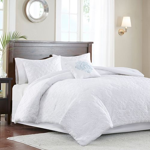 Madison Park Mansfield 5-piece Bed Set