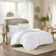 Madison Park Isabella 2-in-1 4 pc Duvet Cover Set