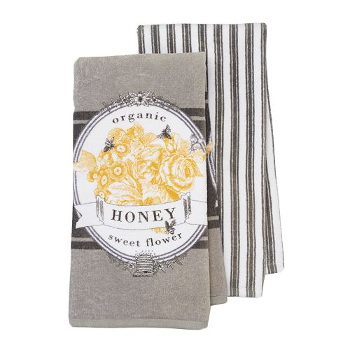 Food Network™ French Bistro Kitchen Towel 2-pk.