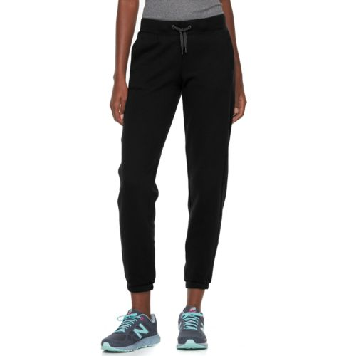 Womens Active Fleece Pants - Bottoms, Clothing | Kohl's