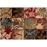 Decor 140 Celtis Floral Patchwork Rug