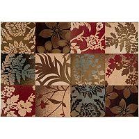 Decor 140 Celtis Floral Patchwork Rug