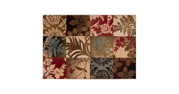 Decor 140 celtis floral patchwork rug for Decor 140 rugs