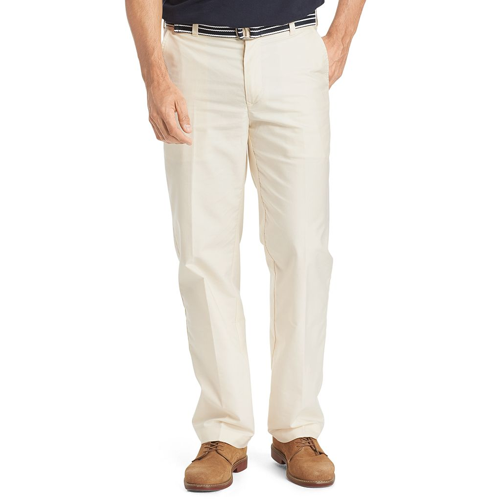 Men's IZOD Newport Oxford Straight-Fit Pants