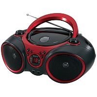 Jensen Portable Stereo CD Player with AM / FM Radio