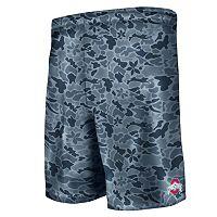 Men's Ohio State Buckeyes Camo Shorts