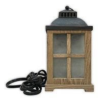 SONOMA Goods for Life™ Large Vintage Metal Lantern Wax Melt Warmer
