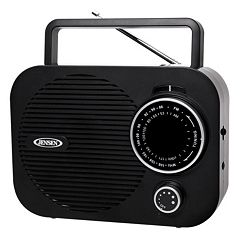 Jensen Portable AM / FM Radio