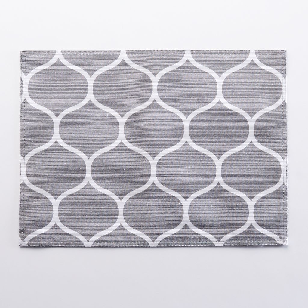 Food Network™ Ogee Geometric Placemat