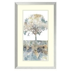 Amanti Art Water Tree I Framed Wall Art