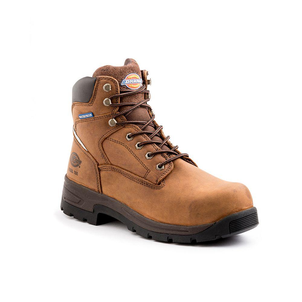 48457dae8cd Dickies Stryker Men's Waterproof Steel-Toe Boots