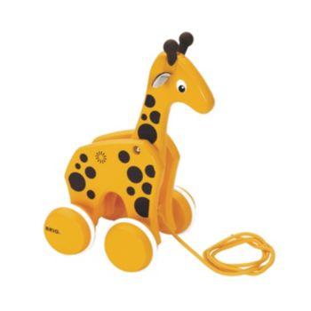 Brio Pull-Along Giraffe