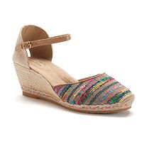 Soft Style by Hush Puppies Pepin Women's Wedge Sandals