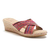 Soft Style by Hush Puppies Sade Women's Wedge Sandals