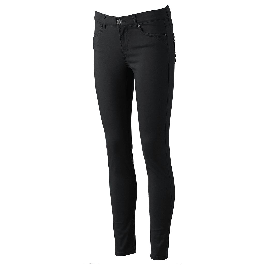 Juniors' Unionbay Uniform Skinny Pants