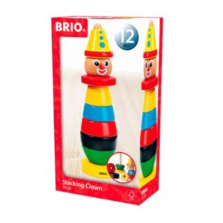 Brio Stacking Clown Set