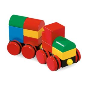 Brio Magnetic Stacking Train Set
