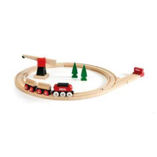 Brio Classic Freight Train Set