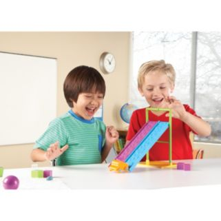 Learning Resources Force & Motion STEM Activity Set