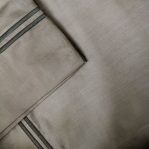Double Marrow Hem 1000 Thread Count 6-piece Sheet Set