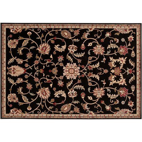 Decor 140 Sabin Classic Framed Floral Rug