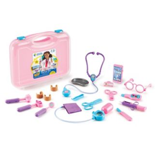 Learning Resources 19-pc. Pretend & Play Doctor Set