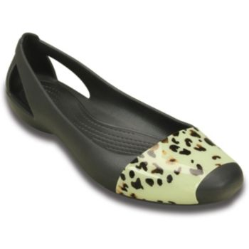 Crocs Sienna Women's Leopard Fade Women's Flats