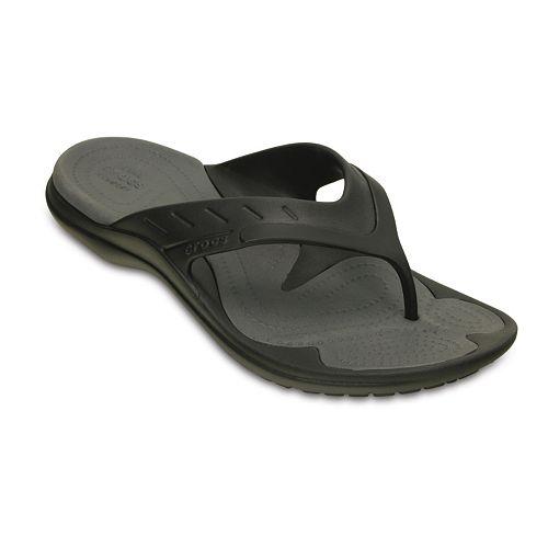 crocs modi men 39 s sport flip flops. Black Bedroom Furniture Sets. Home Design Ideas