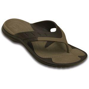 5a510912550 Crocs Swiftwater Deck Men s Flip Flop Sandals