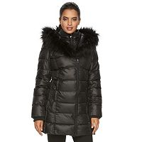 Women's Apt. 9® Hooded Puffer Jacket