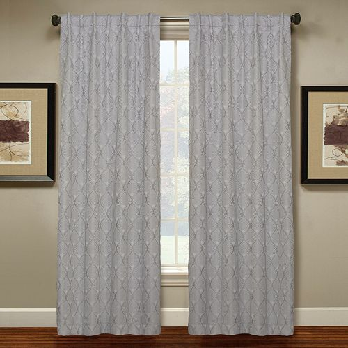 Spencer Home Decor Meg Window Curtain